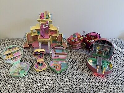 polly pocket vintage Collection