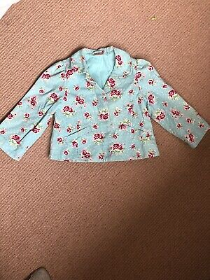 Next Floral Jacket Size 2-3yrs