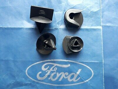 New RETAINERS x 2 GENUINE FORD ESCORT COSWORTH 1992-95 FRONT BUMPER CLIPS