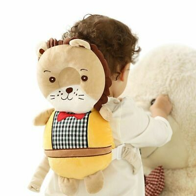 Baby Pillow Head Protection Pad Cartoon Kids Backpack Toddler Walking Assistant