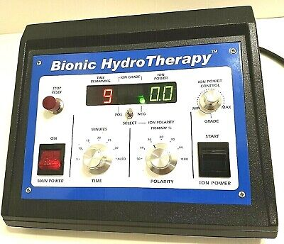 Bionic HydroTherapy Machine BHT-2 w/ Power Cord - Good Condition