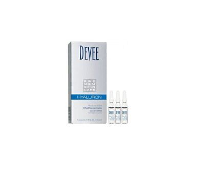 DEVEE HYALURON Moisture Active Effect Concentrates 7 x 2ml #fran