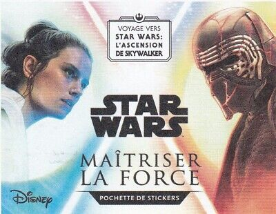 Stickers Star Wars 2019 - Leclerc - Ascension De Skywalker - L'unité, Au Choix