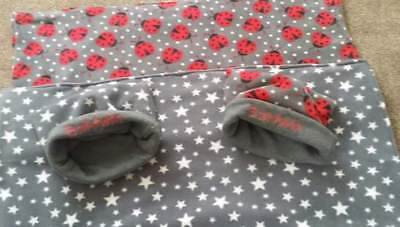 C&C Cage Fleece And Towelling liners for small animals
