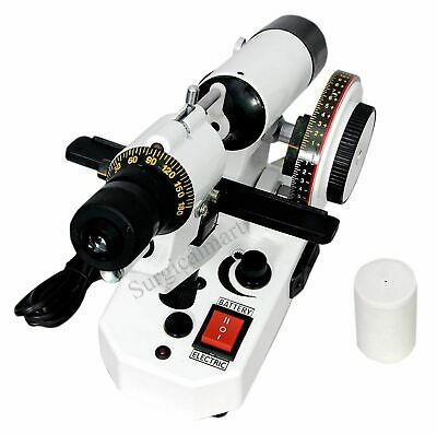 Optical Lensmeter Manual Lensometer Corona Cross Double Target