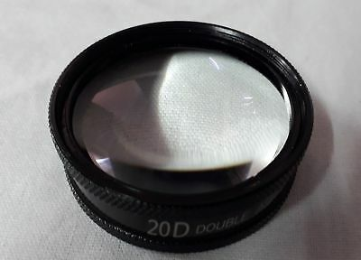 20D Double Aspheric Lens Slit Lamp Lens  Ophthalmology & Optometry