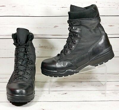 Corcoran 1944 Military Paratrooper Black Leather Boots Mens Sz 11 M Tactical