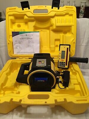 Leica Rugby820 Rotating Laser Level