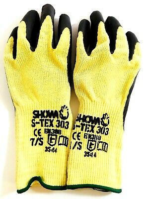 SHOWA BEST CUT RESISTANT GLOVE SIZE XS 910-06 AMBIDEXTROUS **NEW** D-FLEX