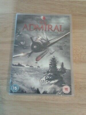 The Admiral DVD - Sealed