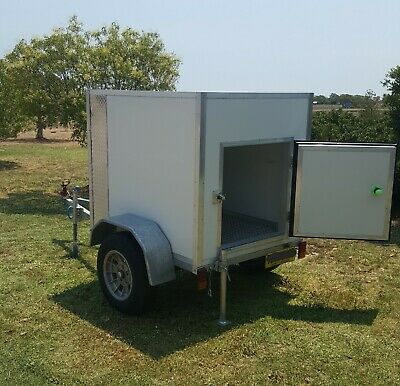 Mobile Cool Room Trailer - Portable / For Functions / Caterers ** BARGAIN!! **