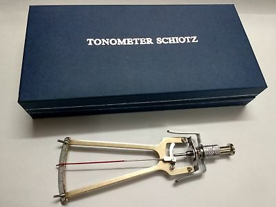 Brand New Riester Schiotz Tonometer For Ophthalmology & Optometry