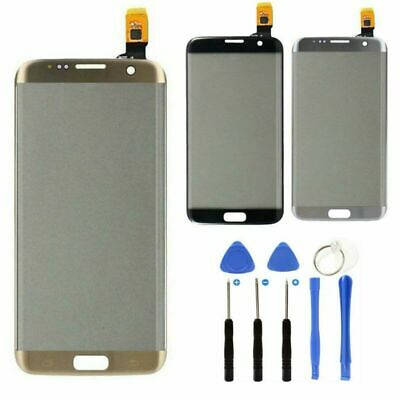 For Samsung Galaxy S7 Edge G935 Touch Screen Digitizer Glass Free Tools 4 Color