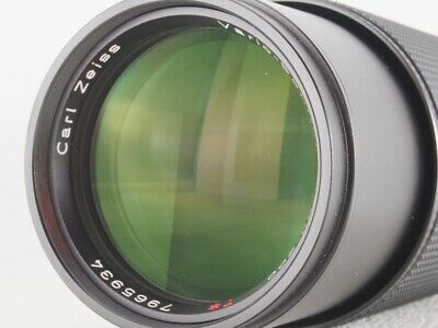 Contax Carl Zeiss  Vario-Sonnar T* 80-200mm f/4 MMJ Lens [Excellent++++] from JP