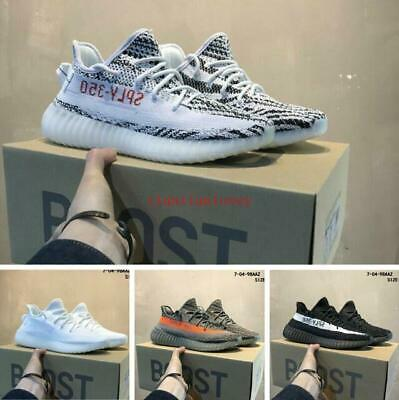 Men's Yeezy-Boost 350 V2 Trainers Running Sports Outdoor Hiking Casual Shoes