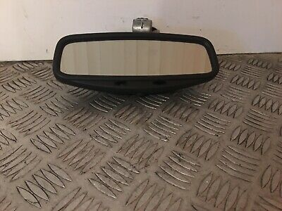 2004 PEUGEOT 307 MANUAL 5DR AUTO DIMMING INTERIOR REAR VIEW MIRROR 2001 To 2008