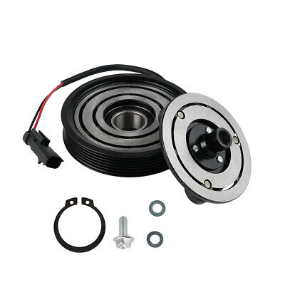 AC A//C Compressor Clutch Assembly Kit fit for JEEP LIBERTY/&DODGE NITRO 2006-2008