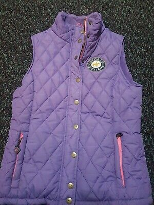 Rydale Equestrian Gilet Age 11-12 Years