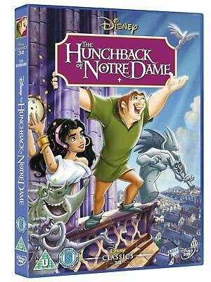 Disney's: The Hunchback of Notre Dame (DVD-2002,1-Disc) Region 2. Gary Trousdale