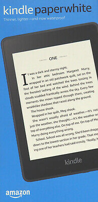 Amazon Kindle Paperwhite (10th Generation) 32GB, Wi-Fi - with Special Offers NEW