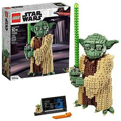 LEGO Star Wars: Attack of The Clones Yoda 75255 Building Model and...