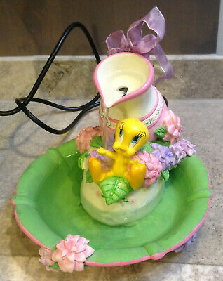 2000 Warner Bros. Studio Store Tweety Bird Water Fountain [ WORKS ]
