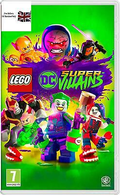 Lego Dc Super-Villains (Nintendo Switch)