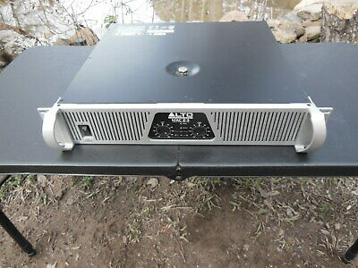 Alto Professional MAC 2.3 2 Channel Amplifier Rack Mount AS-IS Free Shipping
