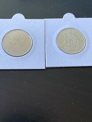 New Years BLOWOUT SALE! 2017 Canada 150 Regular & Special Fifty Cent Coins