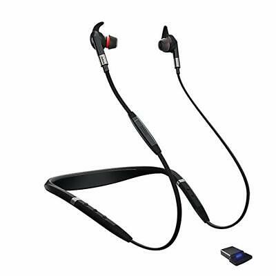 Wireless Bluetooth earbuds JABRA EVOLVE 75e With Professional Sound