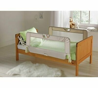Cuggl Natural Double Bed Rail Bed Guard-GT104.