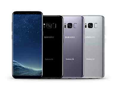 Samsung Galaxy S8 SM-G950U 64GB Factory Unlocked 4G LTE Android Smartphone