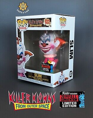 Slim Funko Pop Vinyl Killer Klowns NYCC Limited Edition Exclusive