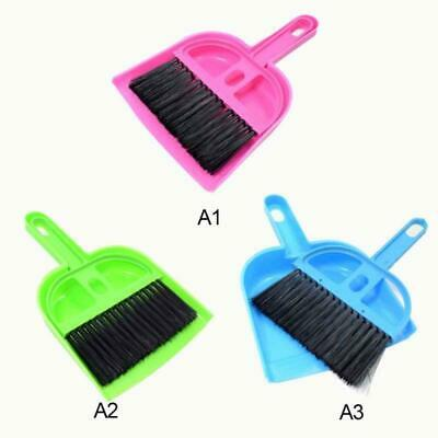 Multifunction Pet Hair Rubbish Cleaning Sweeper Small Sweeper Broom and Dustpan