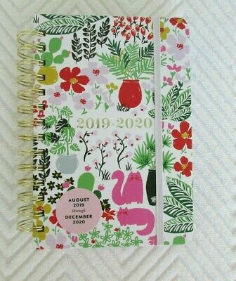 Kate Spade Garden Posy 17 Month Medium Agenda/Planner New w/tags