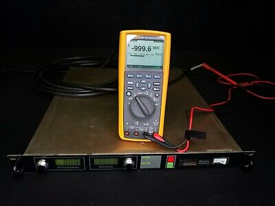 Spellman 1KV Adjustable High Voltage Current Limited Power Supply 300mA - TESTED
