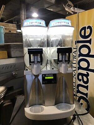 BUNN Ultra-2 Gourmet Ice Frozen Drink Machine HP White