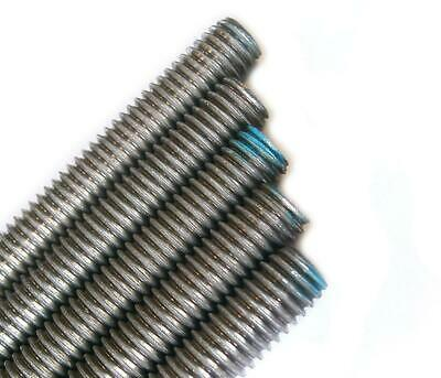 Stainless Steel Threaded Rod 5/8-11 x 3 Foot Long 18-8 Stainless