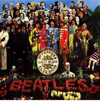 The beatles sgt peppers lonely hearts club band vinyl Album