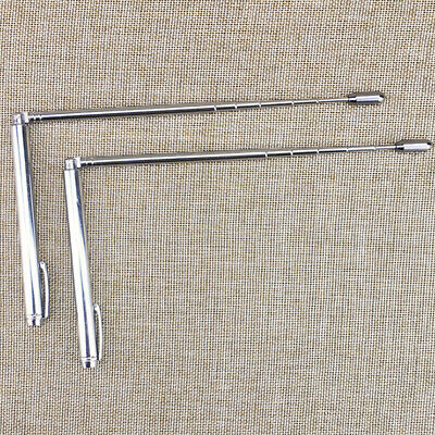 1 Pair Paranormal Ghost Hunting Equipment Dowsing Divining Rods Detector Water