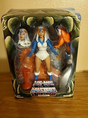 Sorceress Super7 He-Man Masters of the Universe Club Grayskull Filmation MOTU