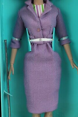 """World At Her Feet Poppy Parker Doll Outfit Only """"Dress & Jacket"""" No Doll Read"""