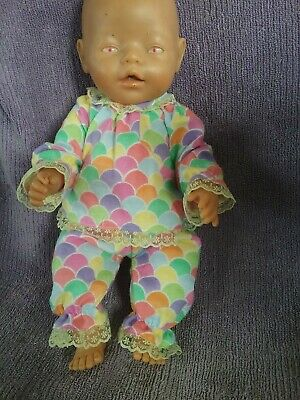 """17""""Zaph BABY BORN AND INTERACTIVE SISTER DOLL CLOTHES"""