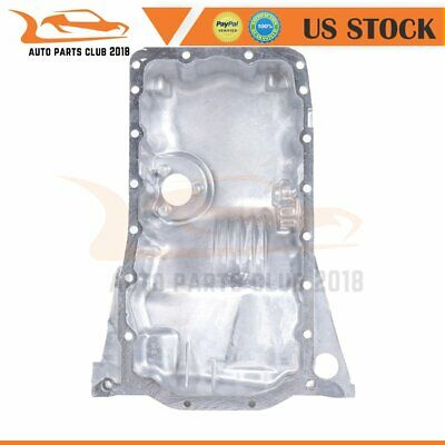 Engine Oil Pan For 2005 Volkswagen Passat 2001 Audi A4 Quattro 264-709