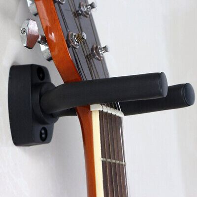 New Guitar Display Wall Hanger Holder Stand Rack Hook Mount Electric Acoustic