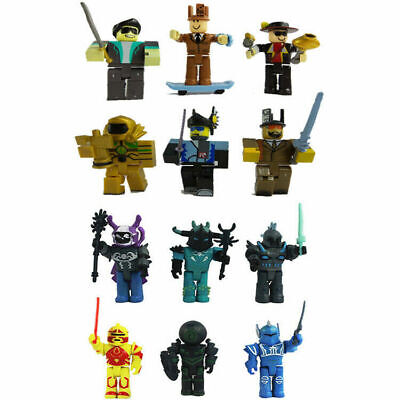 For Roblox Figures 12PCS/Set PVC Game Roblox Toy Mini Kids Gift Z0U5H