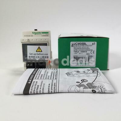 Schneider Electric LUCM05BL Multifunction control unit LUCM TeSys New NFP