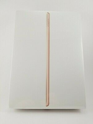 "NEW SEALED 7th Gen Apple iPad A10 Fusion Chip 32GB Wi-Fi 10.2"" - Rose Gold"