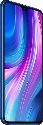 Smartphone Xiaomi Redmi Note 8 Pro 6 + 64GB Oceano Blu/Blue Vers.Global Banda 20