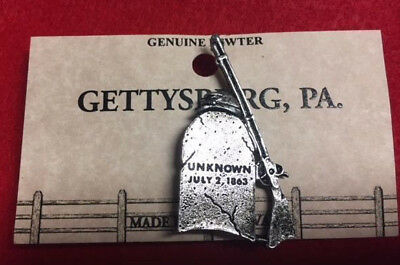 THE SOUTH SHALL RISE AGAIN PEWTER LAPEL PIN HAT TAC CIVIL WAR NEW
